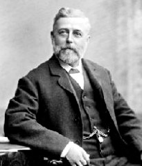 Thomas Crapper - yes thats where it came from.