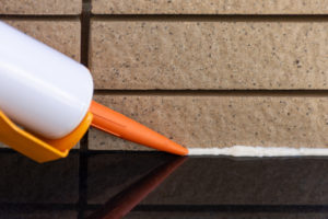 Caulk removal in home