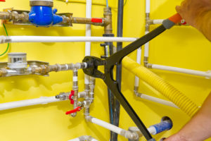 PEX re-piping